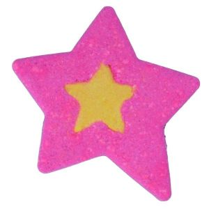 A Star is Born Watercolour Kaolin Clay Bath Bomb